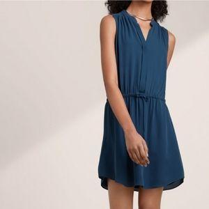 Aritzia Silk Babaton Benedict Dress